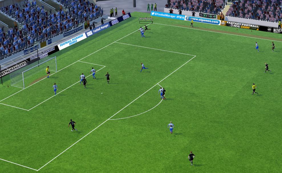 1st goal 3rd